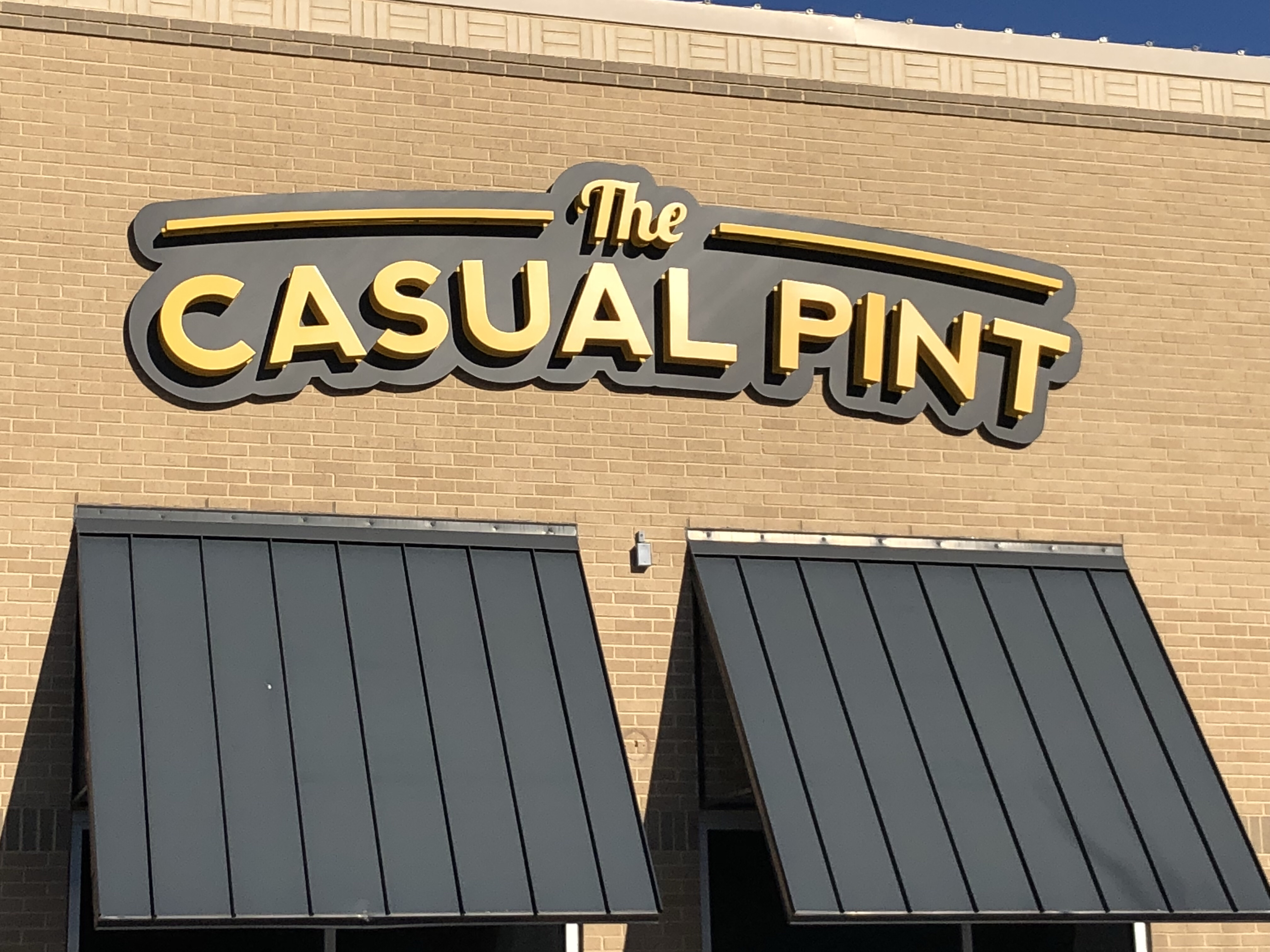 The casual pint rivergate craft beer spots for The rivergate